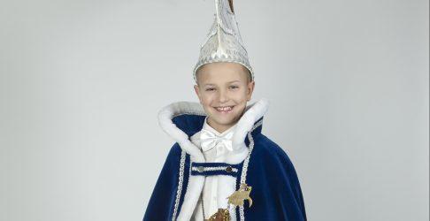 Nieuwe jeugdprins in Roosteren!