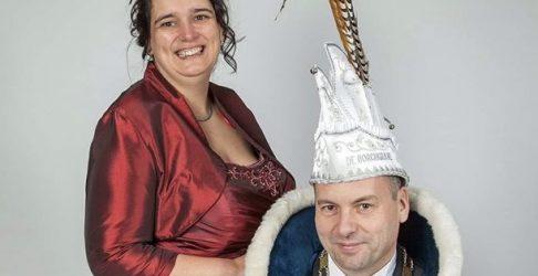 Nieuw prinsenpaar, Prins Bram I & Prinses Ank