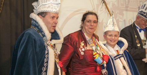 Carnaval in Het Smalste Stukje Nederland